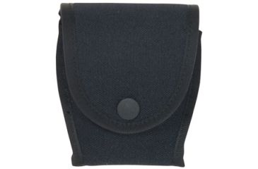 Fox Outdoor Duty Handcuff Case - Single, Black 099598547806