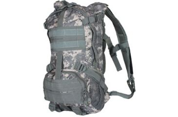 Fox Outdoor Elite Excursionary Hydration Pack, Army Digital 099598562670