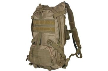 Fox Outdoor Elite Excursionary Hydration Pack, Coyote 099598562687