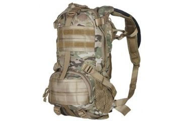 Fox Outdoor Elite Excursionary Hydration Pack, Multicam 099598562694