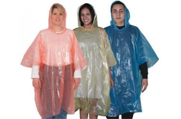 1-Fox Outdoor Emergency Poncho