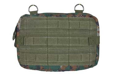 Fox Outdoor Enhanced Multi-Field Tool and Accessory Pouch, Digital Woodland 099598563837