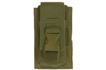 Fox Outdoor Flash Bang Pouch - Single, Coyote 099598576882