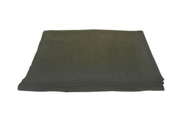 1-Fox Outdoor GI Style Wool Blanket