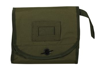 Fox Outdoor Hanging Toiletry Kit, Olive Drab 099598516000