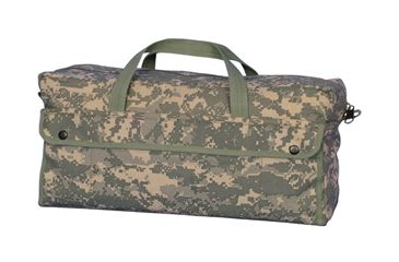Fox Outdoor Jumbo Mechanics Tool Bag w/ Brass Zipper, Army Digital 099598406578