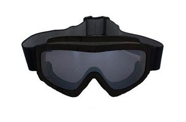 Fox Outdoor Kalahari Tactical Goggle, Olive Drab 099598852009