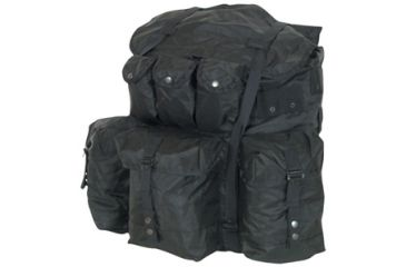 Fox Outdoor Large A.L.I.C.E. Field Pack, Black 099598545116