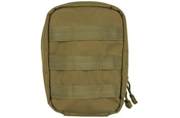 Fox Outdoor Large Modular 1st Aid Pouch, Coyote 099598560881