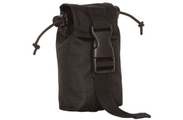 Fox Outdoor Military Smoke Pouch, Black 099598567118
