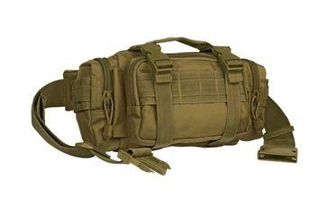 Fox Outdoor Modular Deployment Bag, Coyote 099598564186