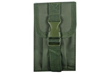 Fox Outdoor Modular Strobe/Compass Pouch, Olive Drab 099598568801