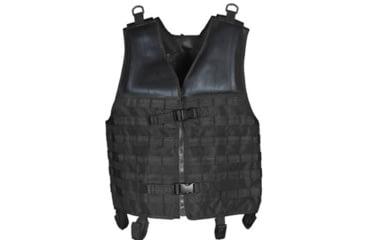 Fox Outdoor Modular Tactical Vest, Black 099598652913