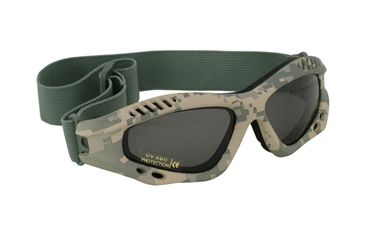 Fox Outdoor Mojave Goggle, Army Digital 099598854072