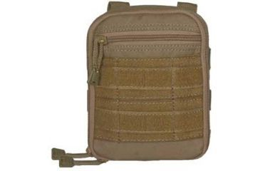 Fox Outdoor Multi-Field Tool and Accessory Pouch, Coyote 099598562885