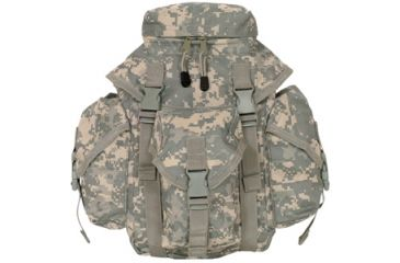 Fox Outdoor Recon Butt Pack, Army Digital 099598542801