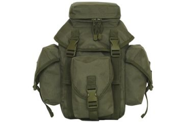 Fox Outdoor Recon Butt Pack, Olive Drab 099598542603