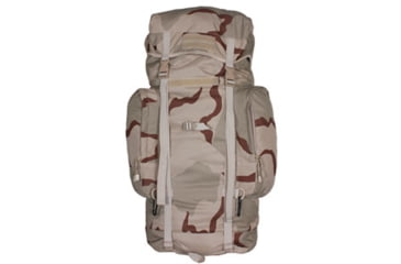 Fox Outdoor Rio Grande 75 L, 3-Color Desert Camo 099598545758