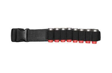 Fox Outdoor Tactical Shotgun Shell Bandolier, Black 099598503116
