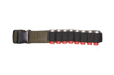 Fox Outdoor Tactical Shotgun Shell Bandolier, Olive Drab 099598503109