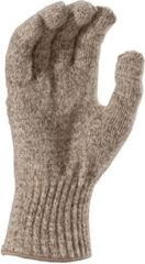 Fox River Mid-Weight Ragg Glove, Brown Tweed, Medium 527841