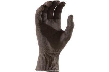 Fox River Polypro Liner Glove, Black, Large 520909