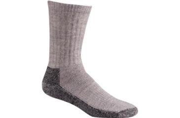 Fox River Trailhead Merino Sock, Grey Heather, Extra Large 601247