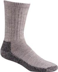 Fox River Trailhead Merino Sock, Grey Heather, Large 601246