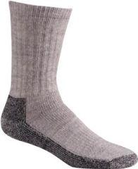 Fox River Trailhead Merino Sock, Grey Heather, Medium 601245