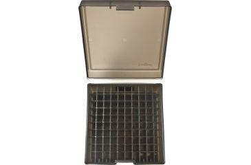 Frankford Arsenal .243-.308 Caliber Ammo Box, #1009 - 100 Count, Gray 651533