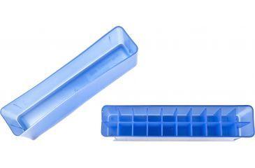 Frankford Arsenal .243-.308 Caliber Ammo Box, #209 - 20 Count, Blue 533573