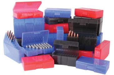 Frankford Arsenal 38/357 Ammo Boxes Blue or Gray
