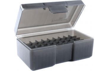 Frankford Arsenal  Ammo Box 50 Count, Gray 354668