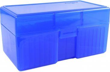 Frankford Arsenal 50 ct. Ammo Box, Blue #515 - 270WSM-325WSM