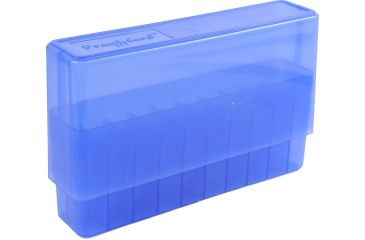 Frankford Arsenal Belted Magnum Ammo Box, #211 - 20 Count, Blue 877991
