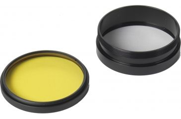 Fraser Optics Filter Kit: Haze Filter, 49mm w/ Adapter 01065-025-2