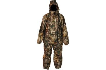1-Frogg Toggs AllSport Waterproof Suit Realtree Camo