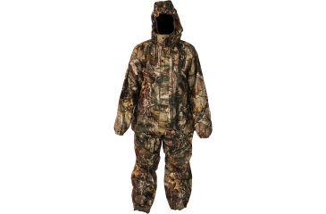 1-Frogg Toggs AllSport Waterproof Suit Realtree Camo