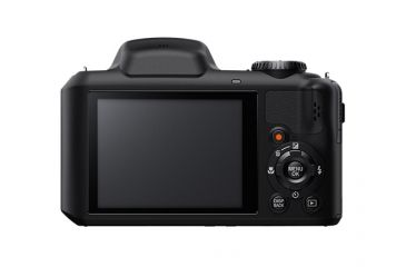 FujiFilm S8600 Digital Camera, Black 16407145