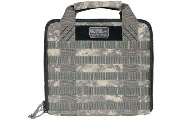 G. Outdoors Products Tactical Hard-sided Case, Digital Camo GPS-T1312PCD