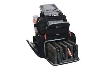 G. Outdoors Products The Handgunner Backpack Black