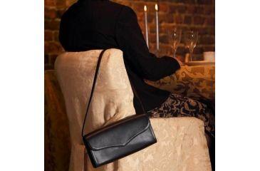 Galco Bebe Holster Handbag Ambidextrous - Black BEBBLK