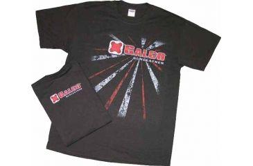 Galco Black T-Shirt w/ Red Logo