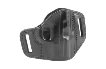 29-Galco Combat Master Belt Holster, Leather