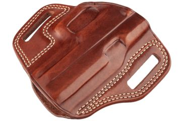 98-Galco Combat Master Belt Holster, Leather