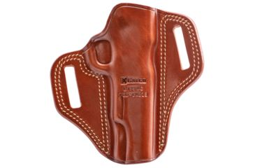 6-Galco Combat Master Belt Holster, Leather