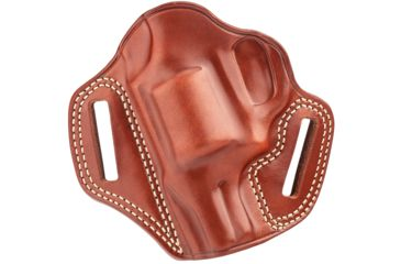 33-Galco Combat Master Belt Holster, Leather