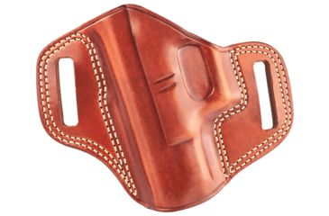 46-Galco Combat Master Belt Holster, Leather
