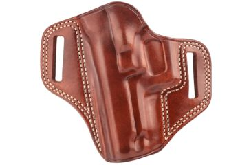 40-Galco Combat Master Belt Holster, Leather