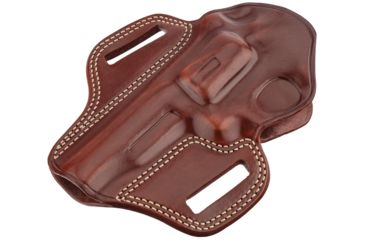 93-Galco Combat Master Belt Holster, Leather